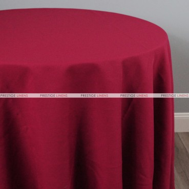 Polyester Table Linen - 649 Raspberry