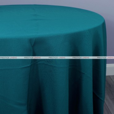 Polyester Table Linen - 738 Teal