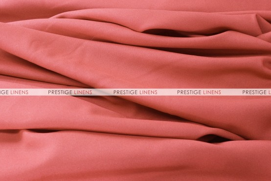 Polyester Draping - 432 Coral