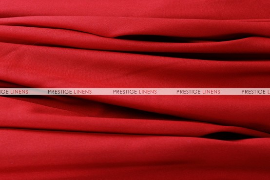 Polyester Draping - 626 Red