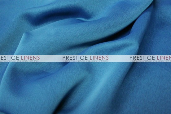 Two Tone Chiffon Draping - Aqua