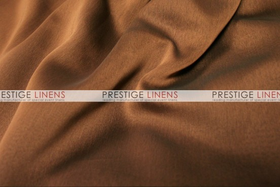 Two Tone Chiffon Draping - Copper