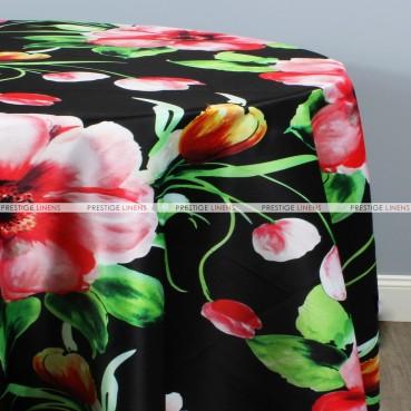 Perennial Table Linen - Black