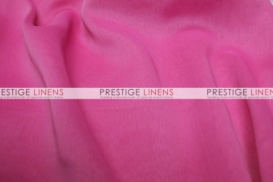 Two Tone Chiffon Draping - Hot Pink