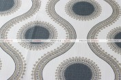 POLY PRINT SUSETTE TABLE LINEN - CAVERN