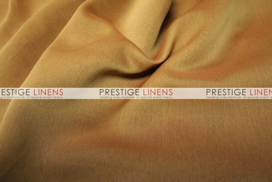 Two Tone Chiffon Draping - Mustard/Purple