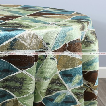 MONTAGE TABLE LINEN - GREEN