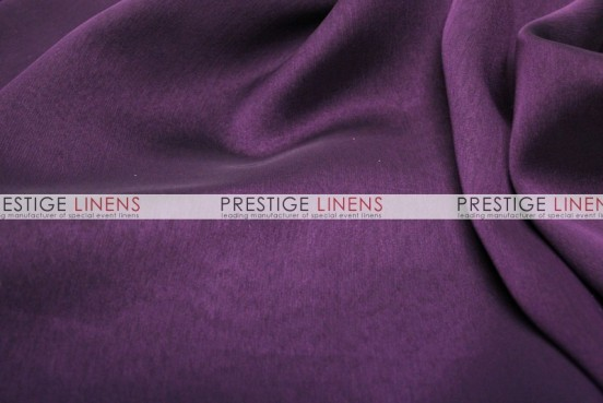 Two Tone Chiffon Draping - Plum