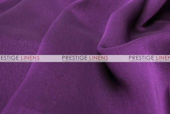 Two Tone Chiffon Draping - Raisin