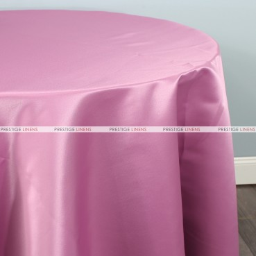 Lamour Matte Satin Table Linen - 1045 Violet