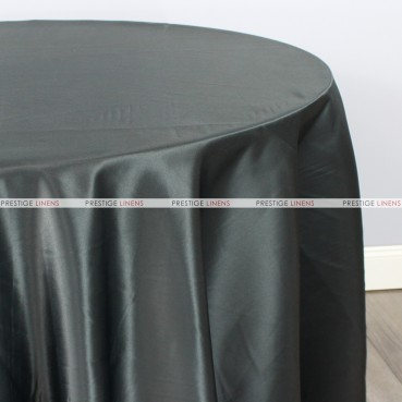 Lamour Matte Satin Table Linen - 1128 Grey