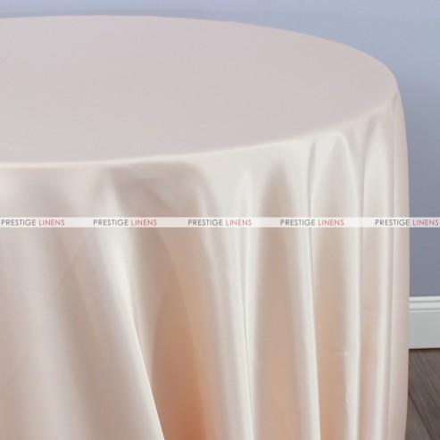 Lamour Matte Satin Table Linen - 149 Blush