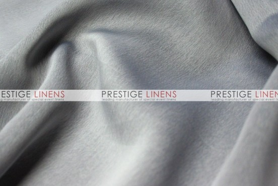 Two Tone Chiffon Draping - Silver/Black