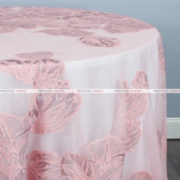 ETHEREAL TABLE LINEN - BLUSH PINK