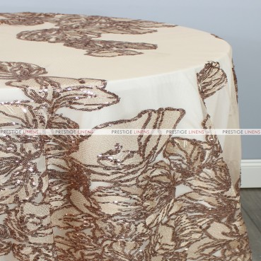 ETHEREAL TABLE LINEN - CHAMPAGNE