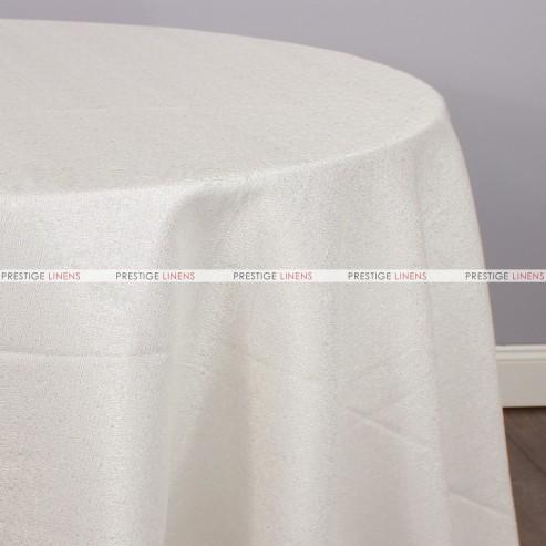 Brilliance Jacquard Table Linen Champagne Silver