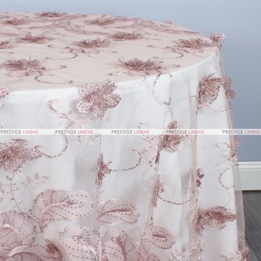 DELIGHT TABLE LINEN - DUSTY ROSE