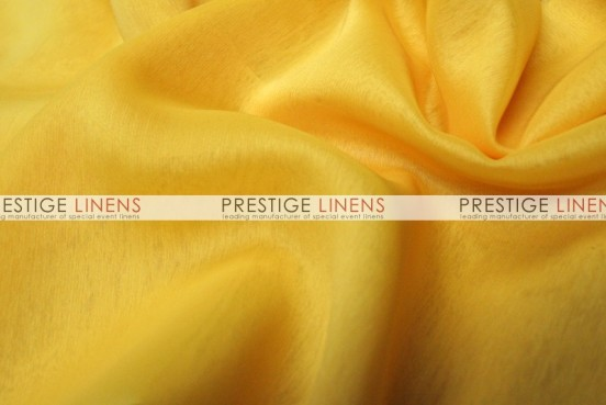 Two Tone Chiffon Draping - Yellow
