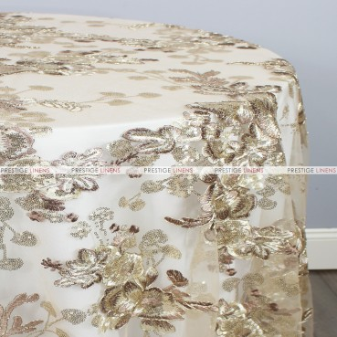 ELIS TABLE LINEN - GOLD