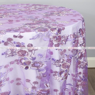ELIS TABLE LINEN - LILAC
