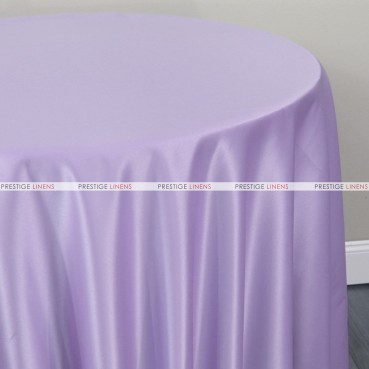 Lamour Matte Satin Table Linen - 1026 Lavender