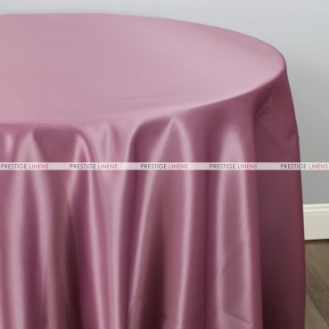 Lamour Matte Satin Table Linen - 1043 Orchid