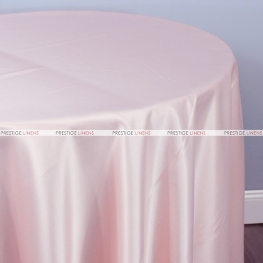 Lamour Matte Satin Table Linen - 527 Pink