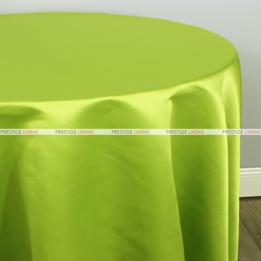 Lamour Matte Satin Table Linen - 752 Avocado