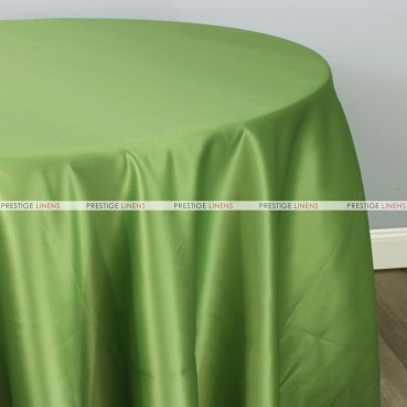 Lamour Matte Satin Table Linen - 835 Lt Sage