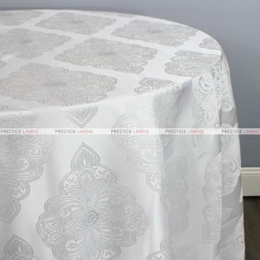 Sensation Table Linen - White
