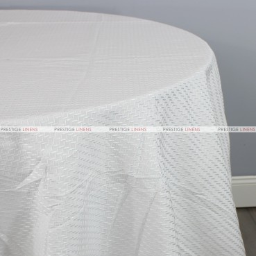 APEX TABLE LINEN - WHITE