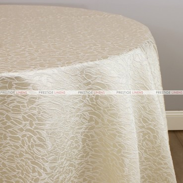 CONCORD TABLE LINEN - IVORY