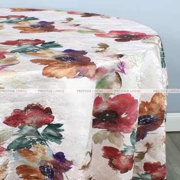 Aster Table Linen - Mauve