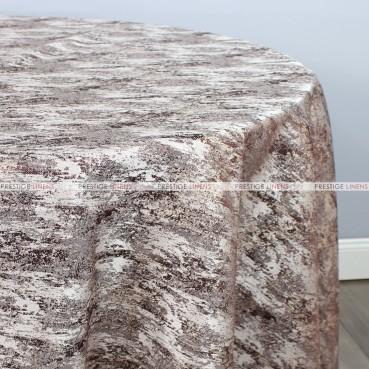 Stardust Table Linen - Brown