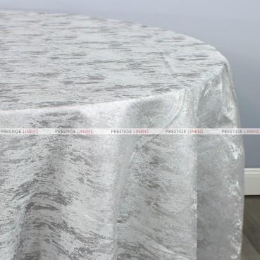 Stardust Table Linen - Grey Silver