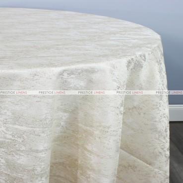 Stardust Table Linen - Ivory