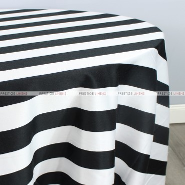 Bungalow Table Linen - Black