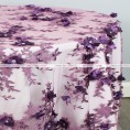 JEMSTONE TABLE LINEN - VICTORIAN LILAC