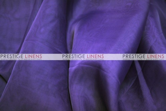 Voile Draping - Plum