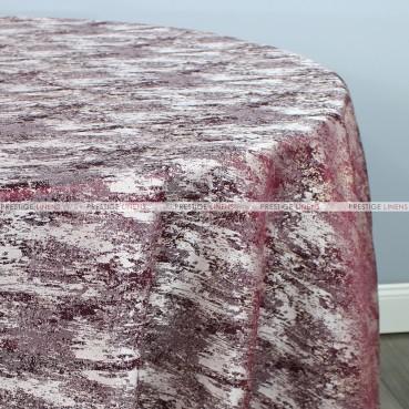 Stardust Table Linen - Burgundy