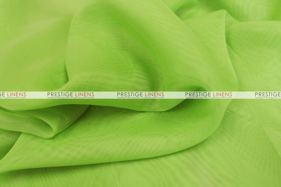 Voile (FR) Draping - Apple Green