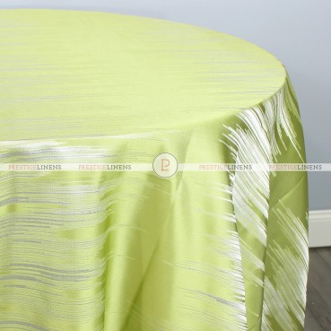INTERSTELLAR TABLE LINEN - LEAF GREEN