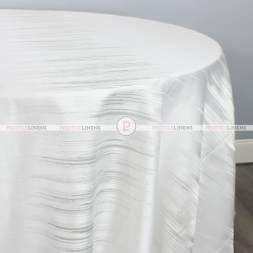 INTERSTELLAR TABLE LINEN - WHITE