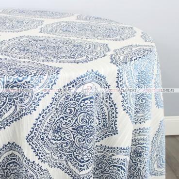 MEHNDI TABLE LINEN - BLUE