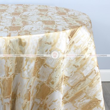 GENOVA TABLE LINEN - NUGGET