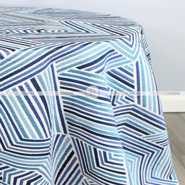 MAGNITUDE TABLE LINEN - BLUE