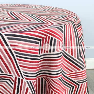 MAGNITUDE TABLE LINEN - RED