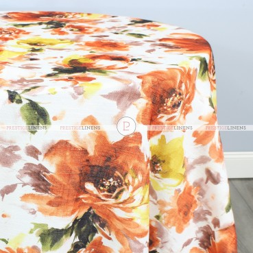 VAN GOGH TABLE LINEN - ORANGE