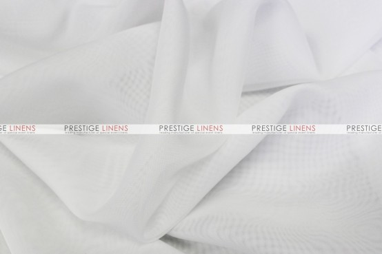 Voile (FR) Draping - White