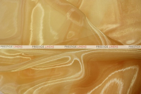 Mirror Organza Table Linen - 231 Gold